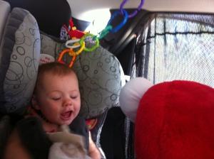 Road trip sing along